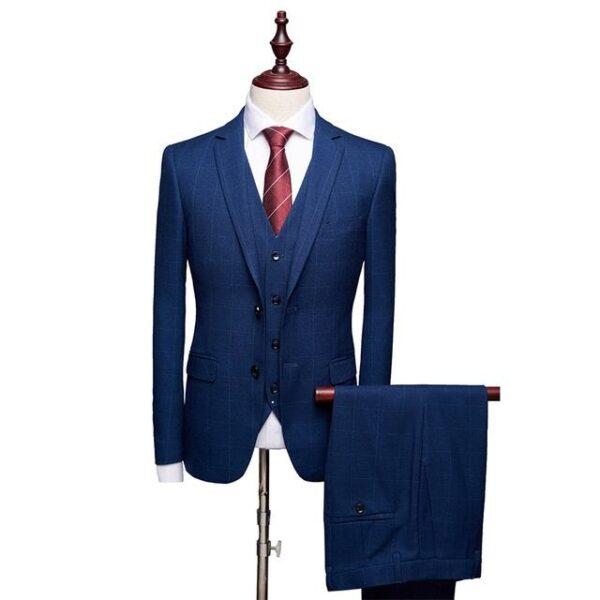Costume homme décontracté mode