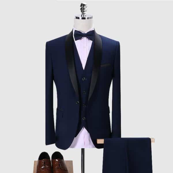 Costume mariage 3 pieces mode