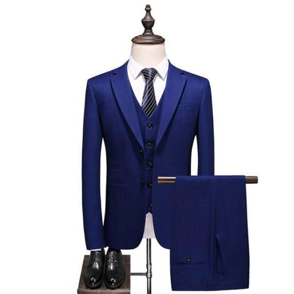 Costume haute qualité homme